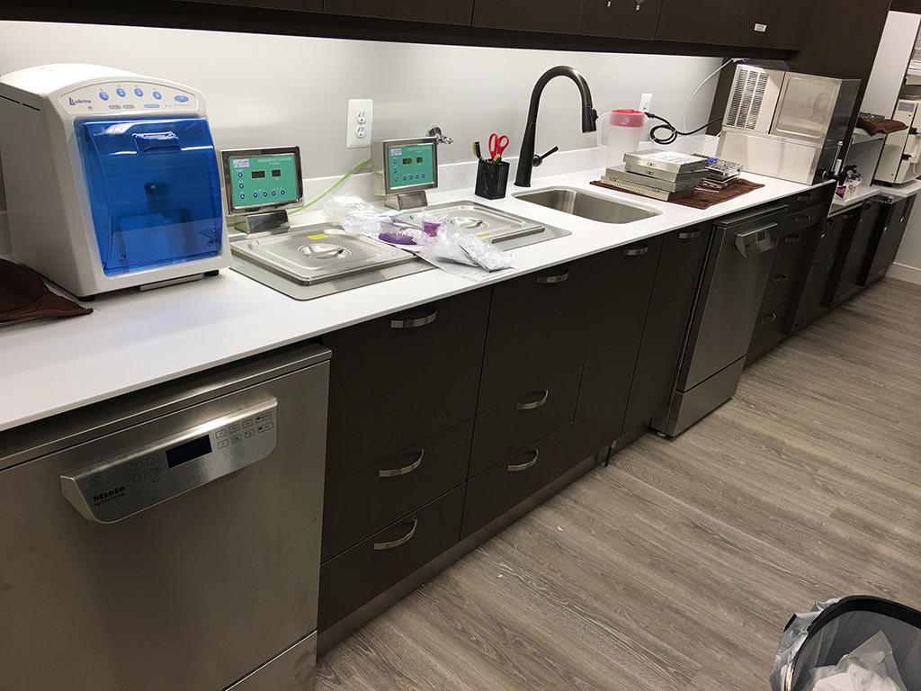 Hospital Grade Sterilization Lab #2