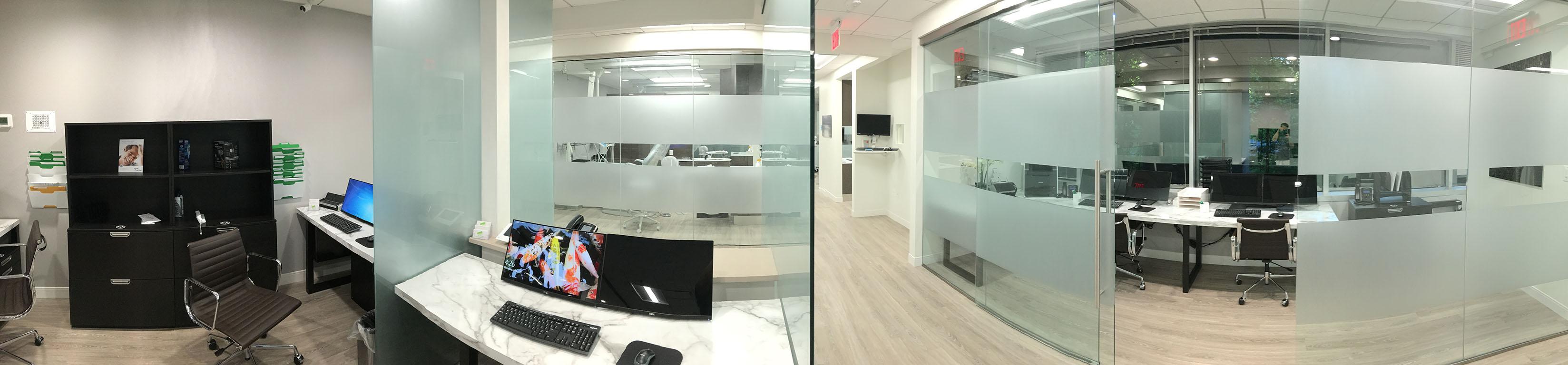 Front Desk Admin Area
