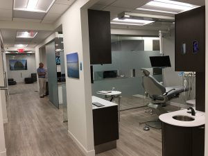 Ultra- Modern Dental Office
