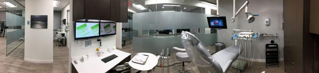 High-Tech Treatment Rooms
